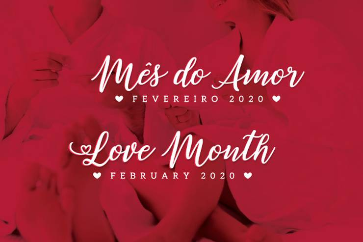 Love month  monte santo resort carvoeiro
