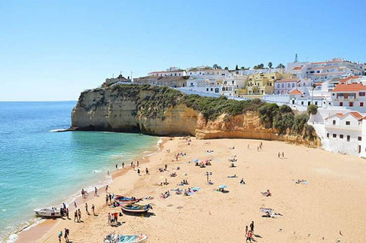 Algarve as Usual  Monte Santo Resort Carvoeiro