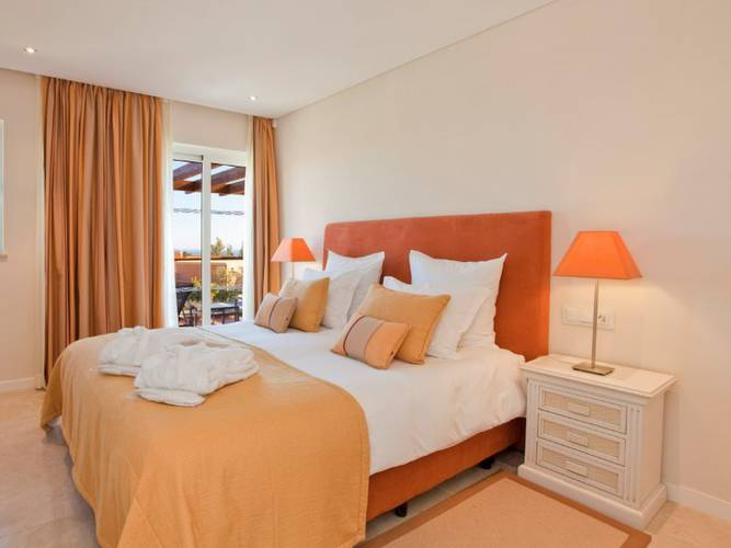 Two bedroom luxury suite monte santo resort  carvoeiro